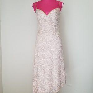 WHBM lace dress